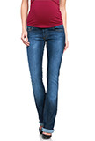 Overbelly Slim Bootcut Jeans W501
